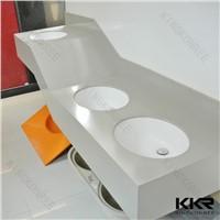 Acrylic Solid Surface Stone Bathroom Vanity top