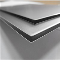 Linyi 3mm /4mm PVDF aluminum composite panel for wall decoration