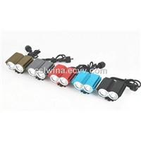Owl Eye Design 20W 1500lm High Power 2 * CREE Xml T6 LED Bicycle Light/led bike light