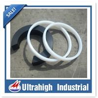 Custom flat plastic circle O ring for pump