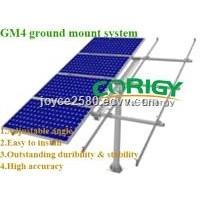 GM4 pole ground mount system