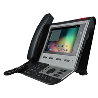 WIFI Video IP Phone with 6 SIP account, SIP