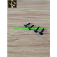Black phosphating drywall screws from tianjin factory