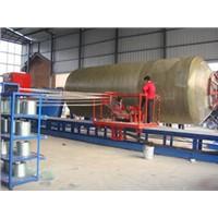 Efficient Horizontal FRP Tank Winding Machinery CHINA SUPPLY