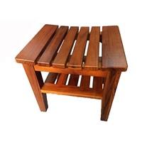 Hot sales SPA Solid Teak Bench