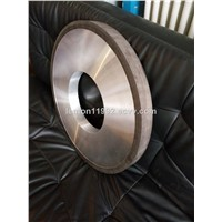 1A1 resin bond diamond grinding wheel for thermal spraying