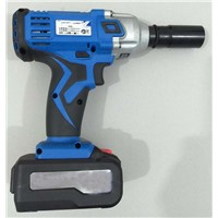28V Li-ion Rechargeable Impact Wrench