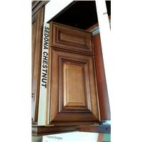 Kitchen Furniture Cabinet Solid Wood Dovetail Drawer Box Miter Door Cabinets