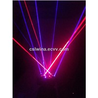 Moving Head Cuttle Fish Laser Light for DJ Stage Disco