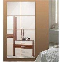Stylish dressing wall mirror with free combination