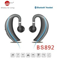 Sunitec Bluetooth Wireless Headphones BT4.1 HD Stereo Headphones/earbuds/ Earpieces with Microphone