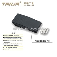 [TANJA] A55 concealed toggle latch / toolbox rubber concealed latch