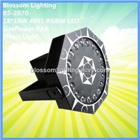 18*10W 4IN1 RGBW LED Sunflower PAR Effect Light (BS-2070)