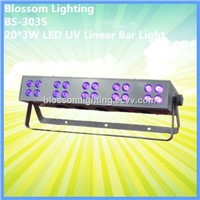 20*3W LED UV Linear Bar Light (BS-3035)