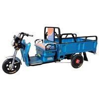 500W, 650W, 800W, 1000W Powered Electric 3 Wheel Tricycle Cargo Loader