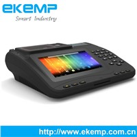 EKEMP Android All in One 7' Fingerprint Scan Tablet PC with RFID Card Reader