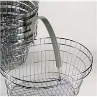 Little wire shopping basket