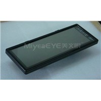 10.2'' Car rearview monitor,touch button Quad View Lcd Monitor,rear view mirror car monitor