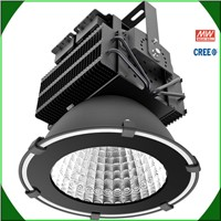 100W 200W 400W 500W 300W Meanwell driver CREE LED high bay light with 5 years warranty from China