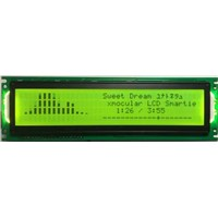 LCD2USB 4004 lcd module 40x4 usb2lcd