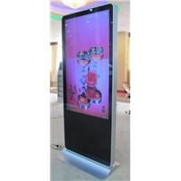 55 inch standing lcd advertising display