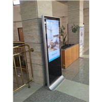 55 inch standing lcd advertising digital signage