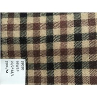 Wool fancy suiting fabric 39020