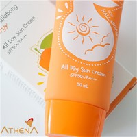 2016 Summer Hot Sale Sunscreen SPF 50