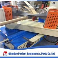 Automatic paper core making machine