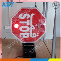 TZB-5 Bus Stop Sign Traffic Signal Arm