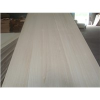Factory Price White Paulownia Wood Board Lumber