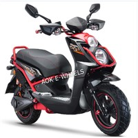 1200W Electric Motorcycle Racing Bike with Disk Brake (EM-001)