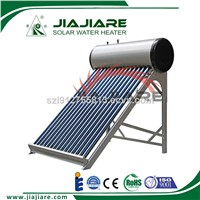 2016 not sale unpressurized solar water heater fro overseas market
