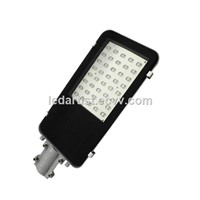 40W solar LED street light IP65 outdoor waterproof with solar panel and bettery system