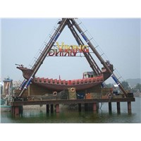 Outdoor playground amusment pirate ship on sale