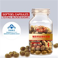 High quality Natural Skin Care Supplement Flax seed oil Soft gel Capsules
