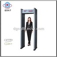 CQ-120 walk through metal detector door