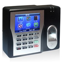 TFT biometric time recorder / fingerprint attendance machine from Bimi factory