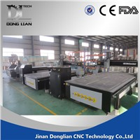 jinan donglian 2016 perfect design 1325 Furniture Engraving Router Wood Making Cnc machine