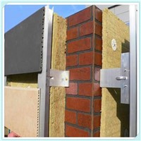 Construction Building Materials Fireproof Rock Wool Panel Price