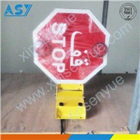 School Bus Stop Arm Sign for UAE