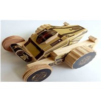 weapon toys of Kids wooden Marvel Hulk Tank