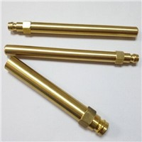 Nipple Type Brass Nipple Fitting For cooling systerm
