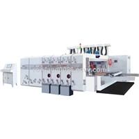 Automatic Flexo Printing Slotting Die-cutting Machine (PGA-1628)