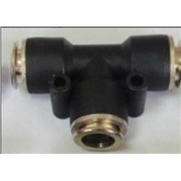 High quality of the plastic air fittings,air tube fittings,pneumatic fittings