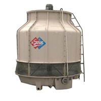 Cooling tower/water cooling tower/round type water cooling tower