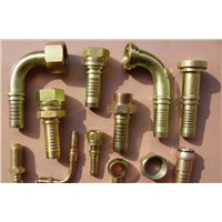 Carbon steel Hydraulic hose fittings and Adapters