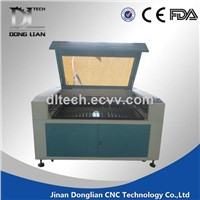 2016 lowest price Mini CO2 Laser Cutting Machine for Leather MDF Wood Acrylic for sale
