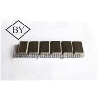 Wear parts Chocky Bars CB50