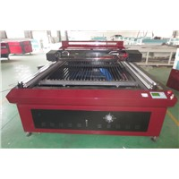 selling a used 150 watts leather laser cutting machine